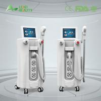 Wholesale 3-6 treatment one course 808nm diode laser hair removal machine from china suppliers