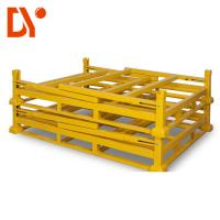 Wholesale Warehouse Stackable Pallet Racks Color For Storage / Stacking from china suppliers