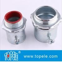 Wholesale Steel Material EMT Conduit And Fittings EMT Compression Insulated Connector from china suppliers