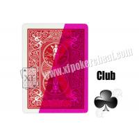 Wholesale New Virson American Bicycle Paper Invisible Playing Cards For  Poker Games from china suppliers