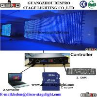 Wholesale Stage Light Equipment LED Curtain Controller AC 90V-240V / 50-60Hz from china suppliers