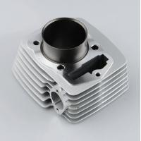 Wholesale Aluminum Alloy Air-cooled Cylinder Block , 63.5mm Diameter WY156 / CB156 from china suppliers