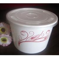 Wholesale 1000ml Disposable Plastic Bowls Injection Process With Printing Logo from china suppliers