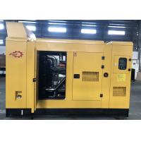 Buy cheap 150KVA Standby Heavy Duty Quiet Diesel Generator Set AC 3 Phase Backup Power from wholesalers