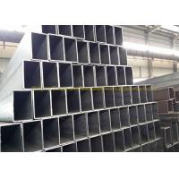 Wholesale 2 Inch 3 Inch 4 inch Galvanized Steel Square Tubing Metal Iron Tubing from china suppliers