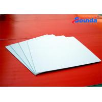 Wholesale PVC Polyvinyl Chloride Sheets with 0.19 % Water Absorption 0.3 ~ 0.9 g/cm3 Apparent Density from china suppliers