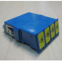 Wholesale Quadplex LC / UPC fiber optic cable adapter with shutter , RoHS certification from china suppliers