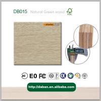 Wholesale White oak flooring-walnut color from china suppliers