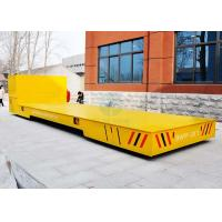 Wholesale 20 t electric flat carriage trackless with operation platform forAustrailia power industry from china suppliers