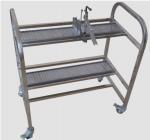 Wholesale Fuji XP243 feeder storage cart,FUJI QP feeder cart ,SMT  feeder cart for FUJI from china suppliers