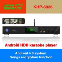 Wholesale 2015 Black jukebox KTV Karaoke machine with HDMI , Vietnamese/English KTV Player, Insert Coin,USB add songs from china suppliers