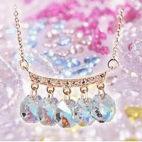 Wholesale Ref No.: 105059 Fung Ling mothers pendant necklace birthstone jewellery sales jewelry auctions from china suppliers