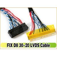 Buy cheap FIX-30P-D8 1ch 8bit LVDS Cable for LCD Panels from wholesalers