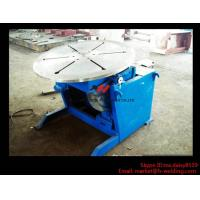 Wholesale High Precision Pipe Welding Positioners With Turning / Revolve Table HB30 3000KG from china suppliers