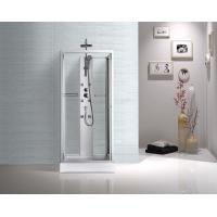 Wholesale Professional Bathroom Shower Cabins , Sliding Glass Door Shower Enclosure from china suppliers
