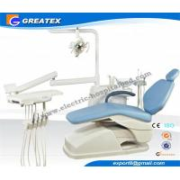 Wholesale CE Approved modern ergonomic Leather dental operatory chairs With LED Sensor Light from china suppliers