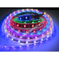 Wholesale IP65 waterproof half silicone tube led strip sk9822 from china suppliers