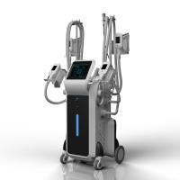 Buy cheap Medical CE approval  new design double chin removal Cryolipolysi slim machine with 4 handles from wholesalers