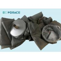 Wholesale PTFE  Fiberglass Filter Bags For Dust Collector Pulse Jet / Reverse Air / Vibrating Shake Cleaning from china suppliers