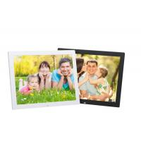 Quality 15W 350cm / d LCD Digital Photo Frame With Video Loop Play for sale