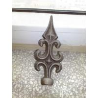 Wholesale Wrought Iron Fence Spear from china suppliers