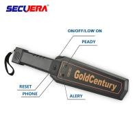 Wholesale Dependable Hand Held Metal Detector Super - High Accuracy 410mm * 85mm from china suppliers