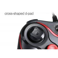 Quality Professional Wired Game Controller Gamepad For Laptop Easy Installation for sale