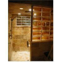 Wholesale Cast Glass Shower Partition With Classic Design For Villa Decoration from china suppliers