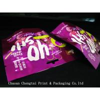 Wholesale Dried Food Stand Up Pouches Gravure Printing Surface Handling from china suppliers