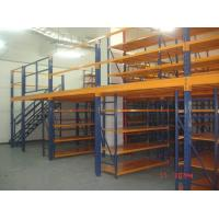 Wholesale Customize Warehouse Multi-layer Steel Mezzanine Floor, 1000-11000mm Height and 2-12 Levels from china suppliers