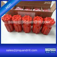 Buy cheap 76mm 89mm Button Bits T38 Threaded Connection from wholesalers