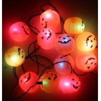 Wholesale Flashing Halloween Skull lights Halloween props  from china suppliers