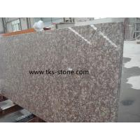 Buy cheap G687,Peach red,Blossom red granite Kitchen Countertops,Natural stone countertops from wholesalers