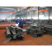 Wholesale H Section Shape Structural Steel Fabrications Frame Buildings Achieve Seismic Indicators from china suppliers