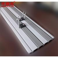 Wholesale Plastic Strong Slat Garage Wall Panels UPVC Display For Basement from china suppliers
