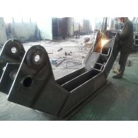 Wholesale Sheet Metal Custom Carbon Heavy Steel  Fabrication For Drawing Welding Services from china suppliers