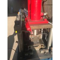 Wholesale FS-TOP AND BOTTOM 1IN ISO Cold Roll Forming Machine 5.5kw Servo Motor by Gear Box from china suppliers