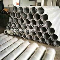 Wholesale 8 inch Plain End Galvanized Low Carbon Johnson Type Screens for Water Well Drilling from china suppliers