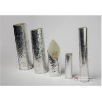 Wholesale XM Reflective Aluminum Foil Coated Fiberglass Sleeve from china suppliers