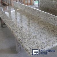 Quality Giallo Ornamental Granite Countertop for sale