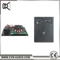 Buy cheap Switch Mode Power Amplifier Module 900 Watt*3 / 8 Ohm Line Array  DSP Amplifier from wholesalers