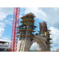 Wholesale Auto climb formwork , bridge deck formwork for Melak Bridge project from china suppliers