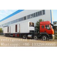 Wholesale hot sale high quality refrigerated truck in China from china suppliers