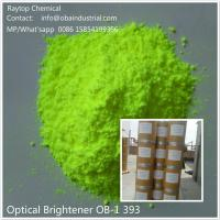 Wholesale China factory Optical Brightener OB-1 393 CAS NO.1533-45-5 for PP/ PVC/ PET /MASTER BATCH from china suppliers