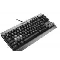 Wholesale High End Slim Blue Led Mechanical Gaming Keyboard Humanized Design from china suppliers