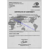 Shanghai Power Oriental Industrial Co.,Ltd. Certifications