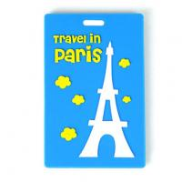 Wholesale Promotional plastic cartoon design Baggage Tag from china suppliers