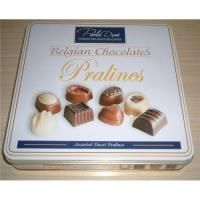 Buy cheap Chocolate Metal Tin from wholesalers