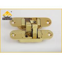 Wholesale European Style Invisible Door Hinges , Hidden Hinges For Closet Doors from china suppliers