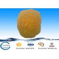 Wholesale ISO/ BV Coagulant Poly Ferric Sulphate electronics water treatment chemical from china suppliers
